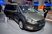 Ford Galaxy Titanium 2.0 Tdci