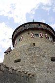 Donjon Of Vaduz Castle