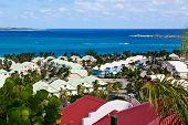 Caribbean town