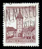 Lederer Turm in Wels, Österreich