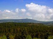 Brocken plateau