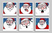 Funny Santa Claus Photos