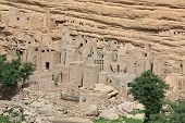 Old Dogon Houses, Dogonland, Mali