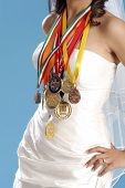 Multi-Medal Winner Bride