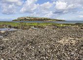 pic of anglesey  - Moelfre Island - JPG