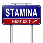 Stamina Concept.