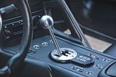 Gearshift lever
