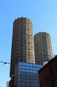 Marina ciudad de Chicago