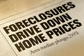 Home Foreclosure Headline