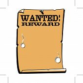 Wanted Poster Reward