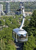Aerial Tram, Portland Or.