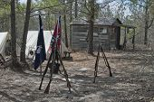 Rebel Camp