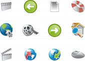 Web And Application Icon - Varico Set 8