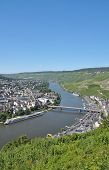 Bernkastel-Kues,Mosel River,Germany