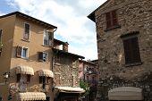 Sirmione Town, Lake Garda, Italy