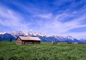 Log Cabin on the Tetons N/P