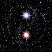 Star Yin Yang