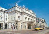 La Scala Theatre (1778), Milan, Italy