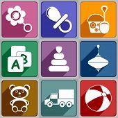 Icons Toys