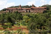 nelson mandela Union Buildings