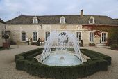 Chateau de Pommard winery in Burgundy, France