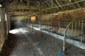 Cowhouse, England