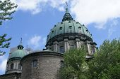 Mary, Queen of the World Cathedral, Montreal, Quebec, Canada