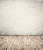 picture of timber  - Empty room background - JPG