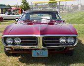 1968 Pontiac 400 Front View