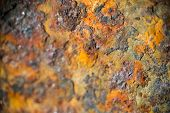 Rust is an iron oxide.