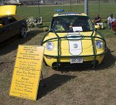 2002 Green Bay Packers Vw Beetle