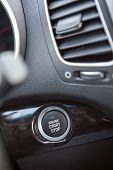 Button Automatically Start The Engine Car
