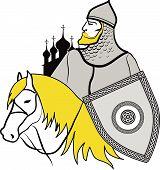 Russian Historical Cavalier