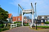 Quaint Dutch village