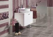 Luxury Modern Style Interior Bathroom