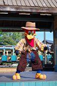 Woody Woodpecker.