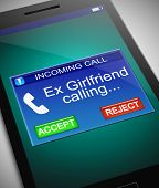 Ex Girlfriend Calling.