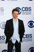 LOS ANGELES - MAY 19:  Will Estes at the CBS Summer Soiree at London Hotel on May 19, 2014 in West H