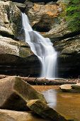 Cedar Falls In The Hocking Hills