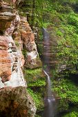 Rock House Waterfall