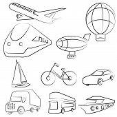sketch transportation