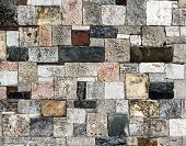 Wall Of Many Stones