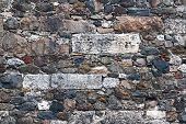 Amalgamated Stone Wall