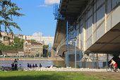 Branko Bridge Belgrade