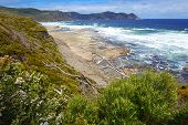 Rugged Coast of Southwest National Park, Tasmania