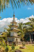Pagoda Statue