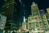 Downtown Chicago Illinois