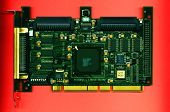 SCSI Circuit Board poster