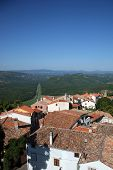 The village of Motovun