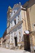 Church of St. Trinity of Celestini. San Severo. Puglia. Italy.